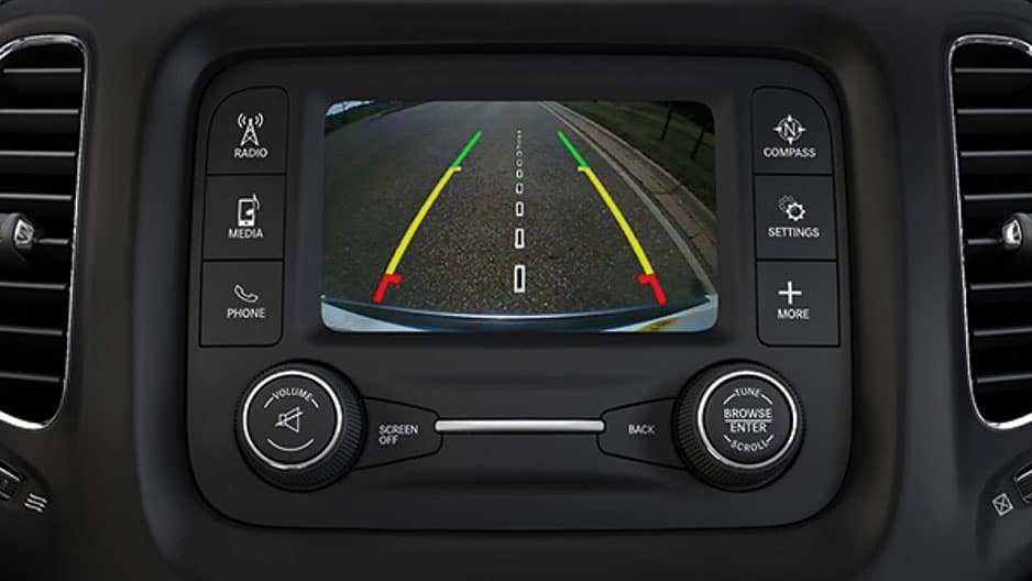 Safety Features of the New Jeep Compass at Garber in Jacksonville, FL