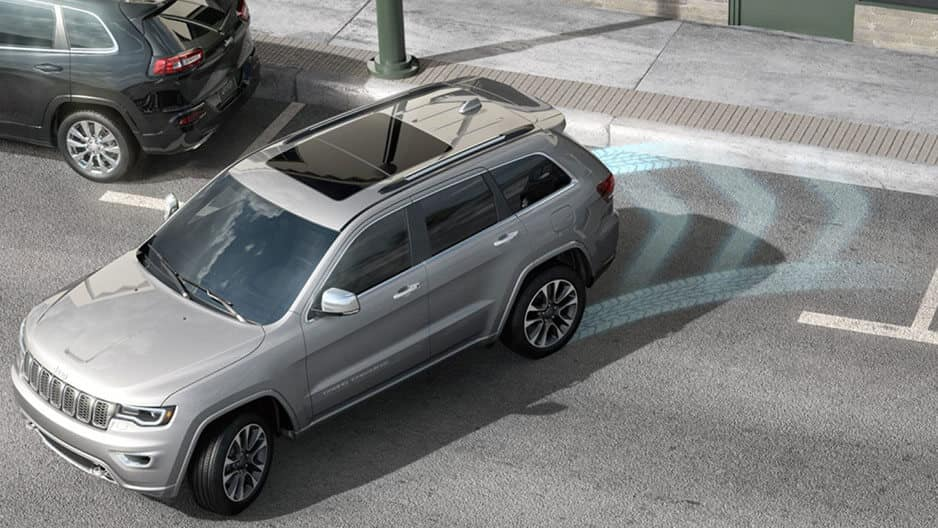 Safety Features of the New Jeep Grand Cherokee at Garber in Jacksonville, FL