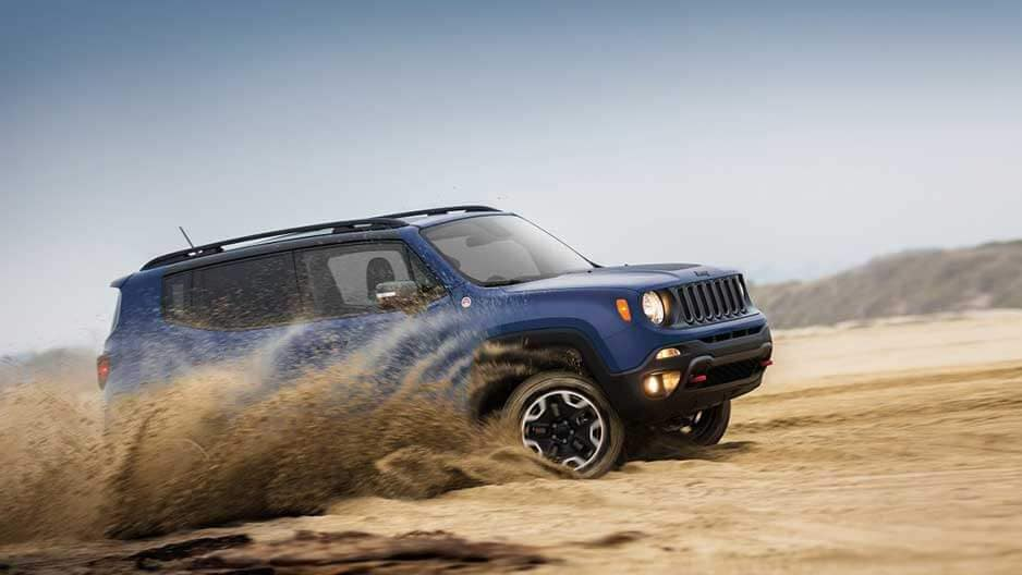 Performance Features of the New Jeep Renegade at Garber in Jacksonville, FL