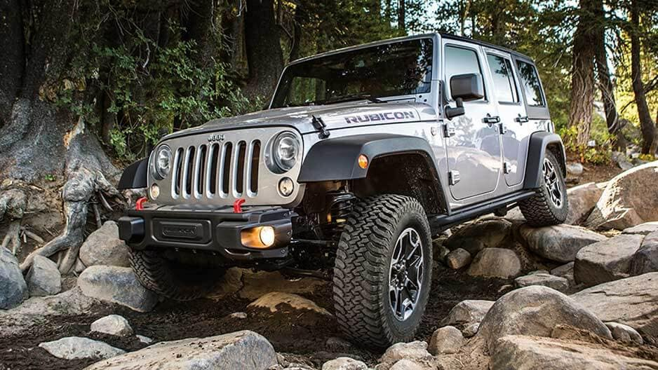 Performance Features of the New Jeep Wrangler Unlimited at Garber in Jacksonville, FL