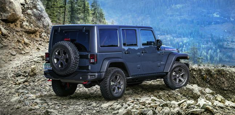Garber Auto Mall >> Here's the All-New 2018 Jeep Wrangler: Garber Automall