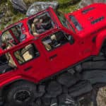 Jeep and Ram Take Home Awards at 'Mudfest'
