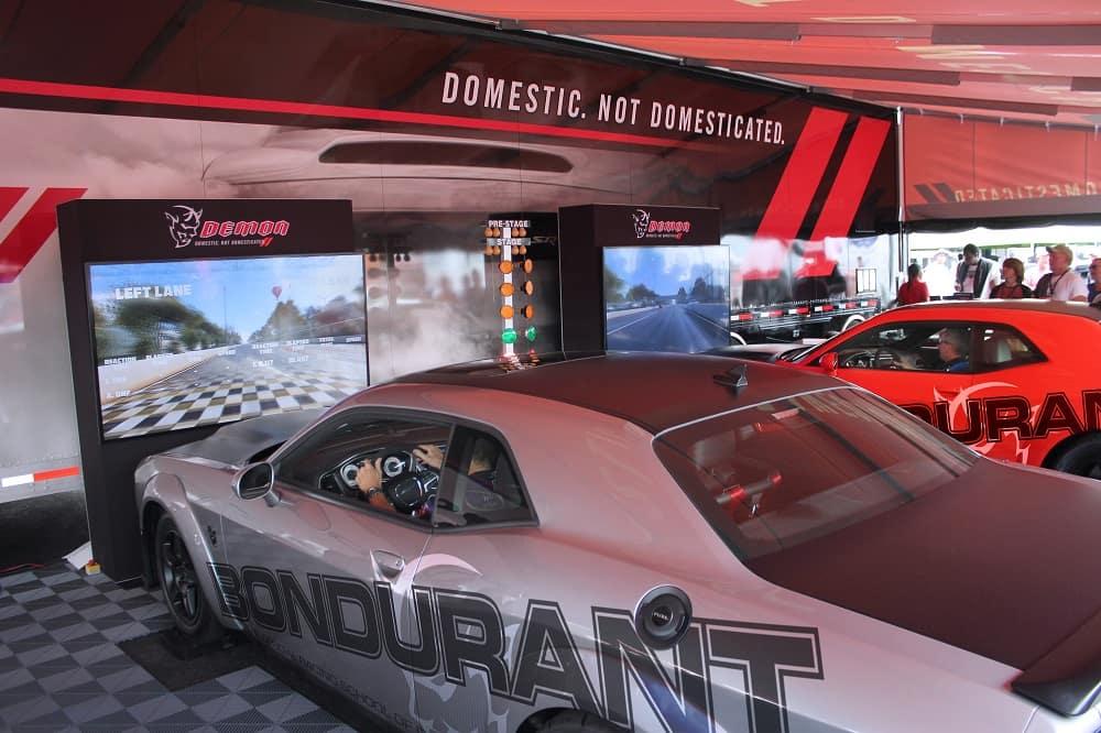 Dodge Challenger SRT Demon Simulator