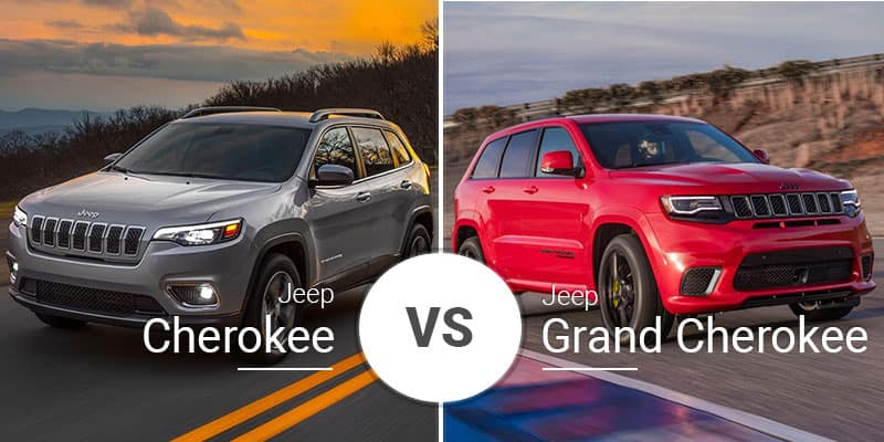 No Matter Which Jeep Model You Choose, You Get An Iconically Styled Vehicle  Built For Adventure. The 2019 Jeep Cherokee And 2019 Jeep Grand Cherokee  Are No ...