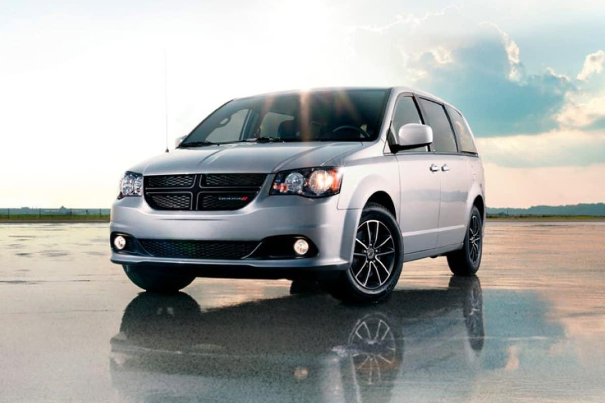 Dodge Grand Caravan Vs Toyota Sienna