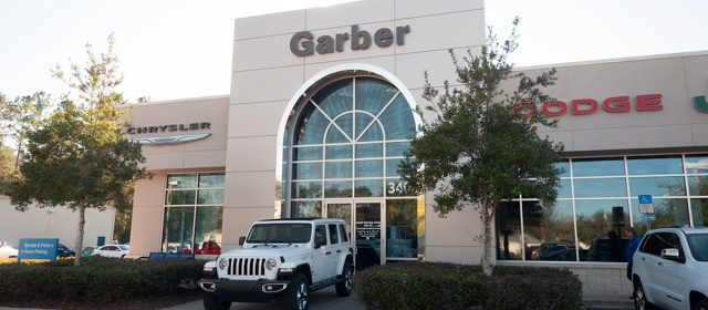 Garber Chrysler Dodge Jeep Ram Green Cove Springs