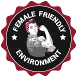 female-friendly