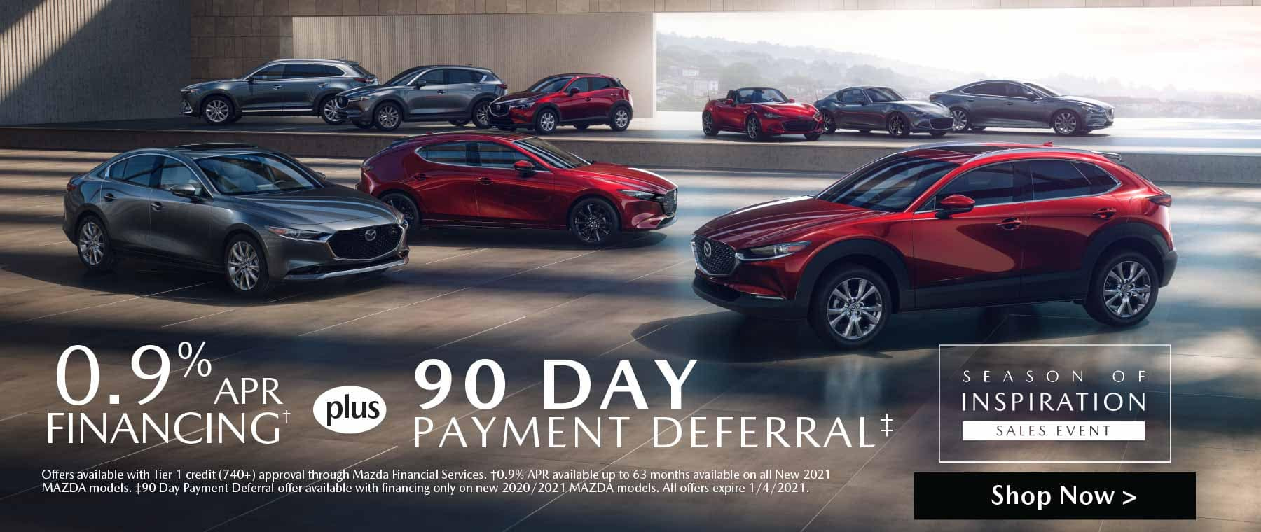 New APR Special Offer Garden City Mazda NY