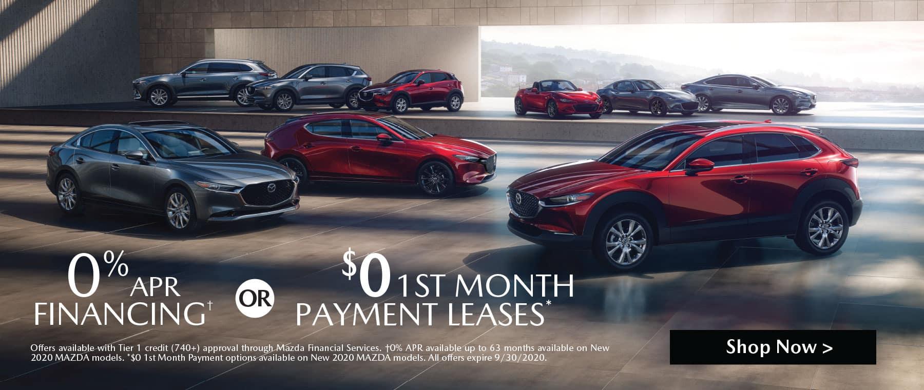 s New APR Special Offer Garden City Mazda NY