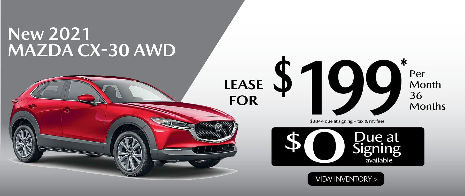 03 CX-30 hi New Lease Special Offer Garden City Mazda NY