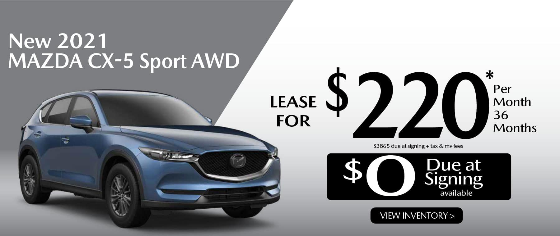 03 CX-5 hi New Lease Special Offer Garden City Mazda NY