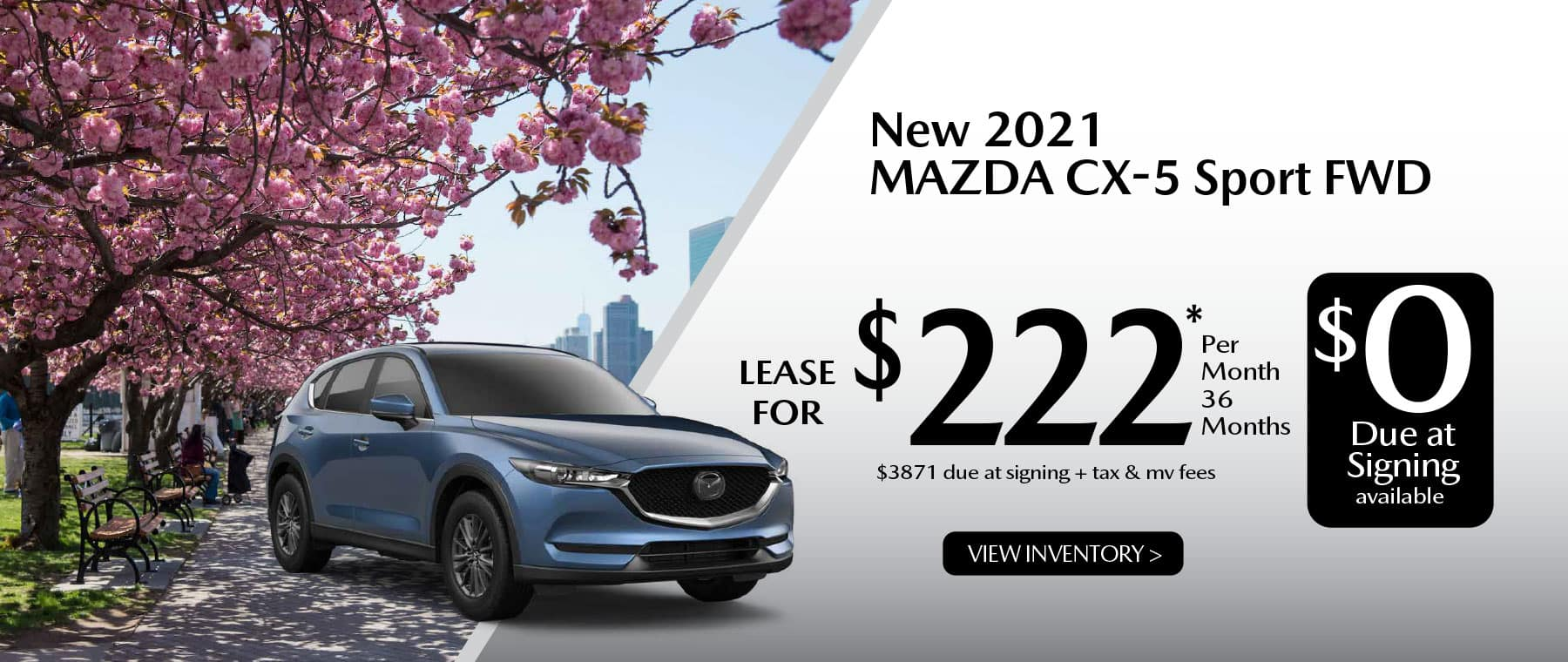 04 CX-5 hi New Lease Special Offer Garden City Mazda NY