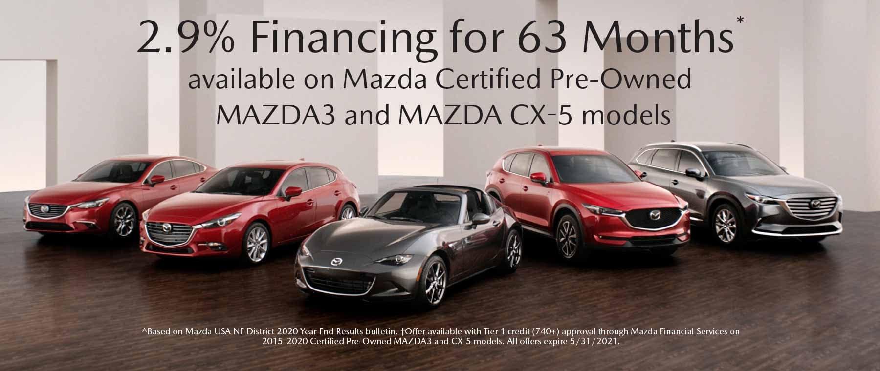 05hi CPO APR Garden City Mazda NY