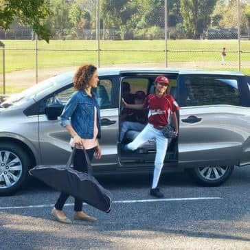 2018 Honda Odyssey Elite Baseball Game