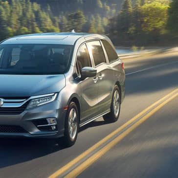 2018 Honda Odyssey Elite Highway