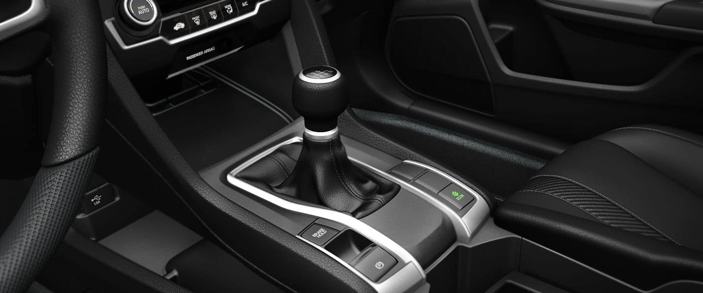 2018 Honda Civic 6 Speed Manual Shifter