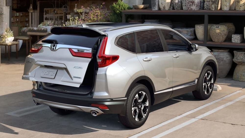 2018 Honda CR-V Exterior 01