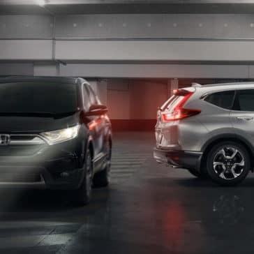 2018 Honda CR-V Exterior 02