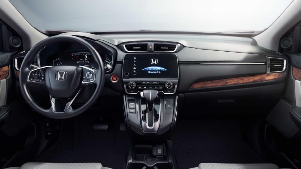 2018 Honda CR-V Interior 01