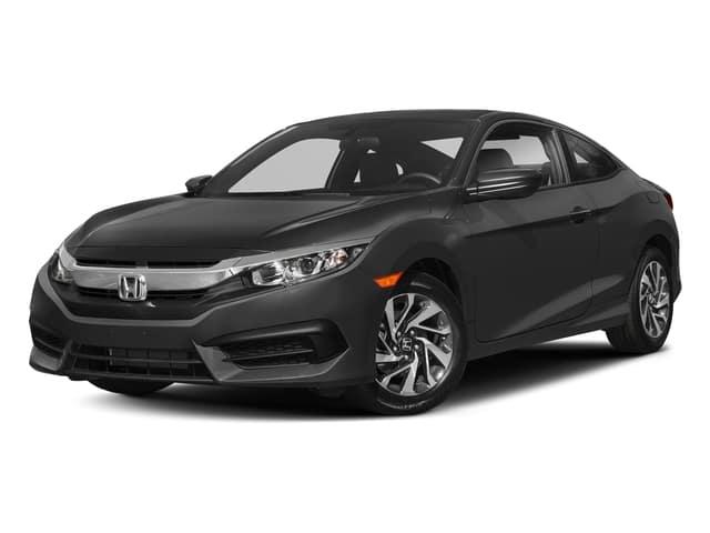 2018 Honda Civic LX-P (CVT) FWD 2D Coupe