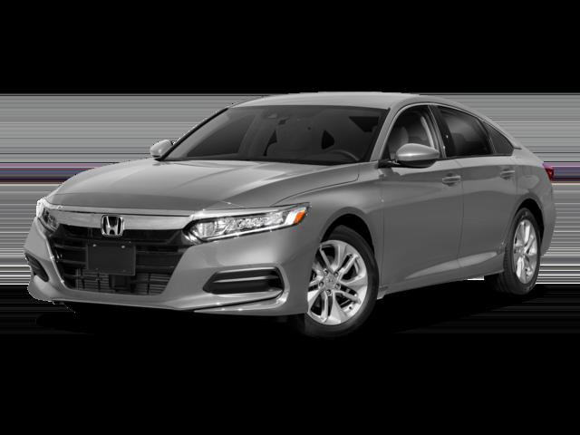 New 2018 Honda Accord LX (CVT) 4dr Sedan