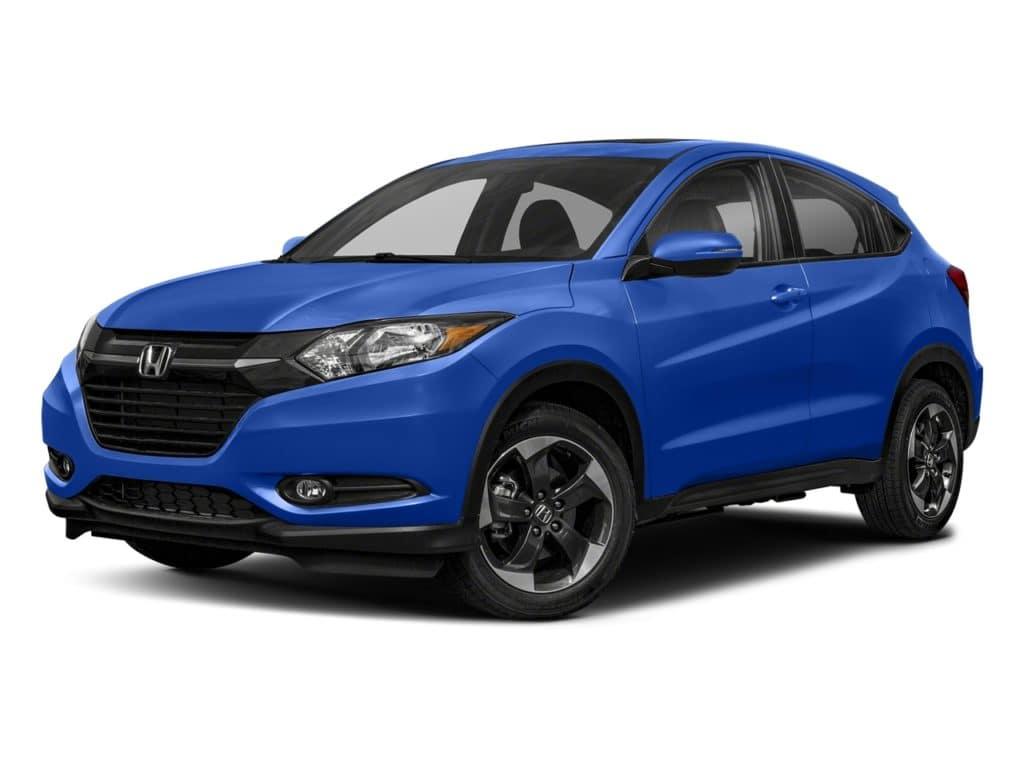 2018 HR-V EX (CVT) 4dr AWD