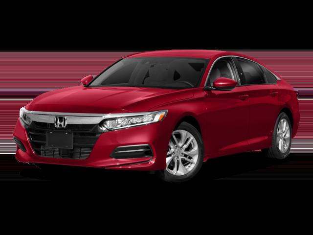 2018 Honda Accord LX (CVT) FWD 4D Sedan