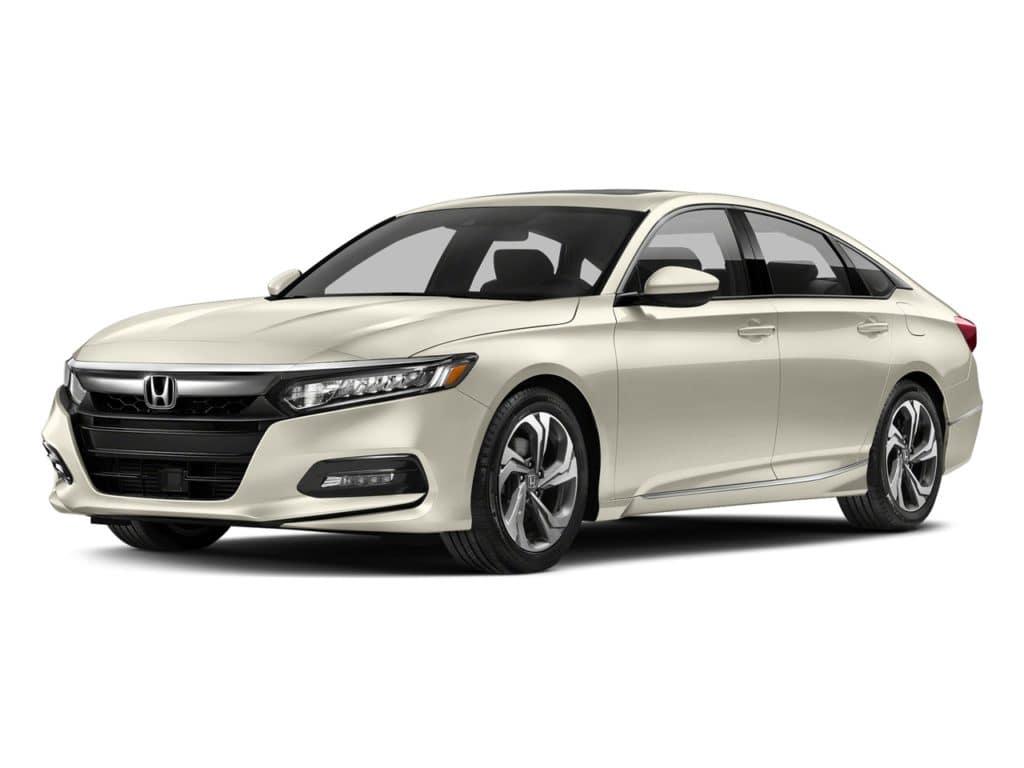 2018 Honda Accord EX (CVT) FWD 4D Sedan