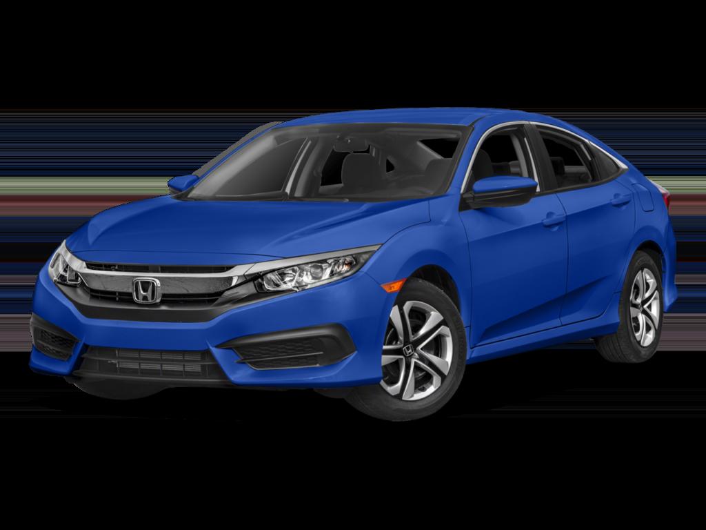 2017 Honda Civic LX Sedan (CVT)