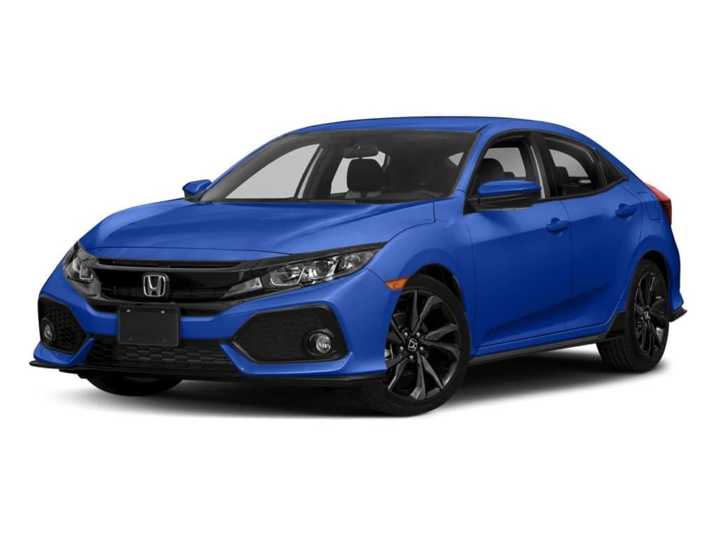 2018 Civic Sport FWD 4D Hatchback