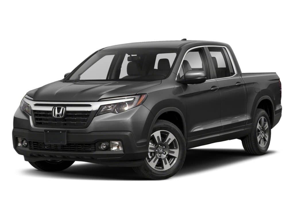 2018 Honda Ridgeline RTL-T AWD