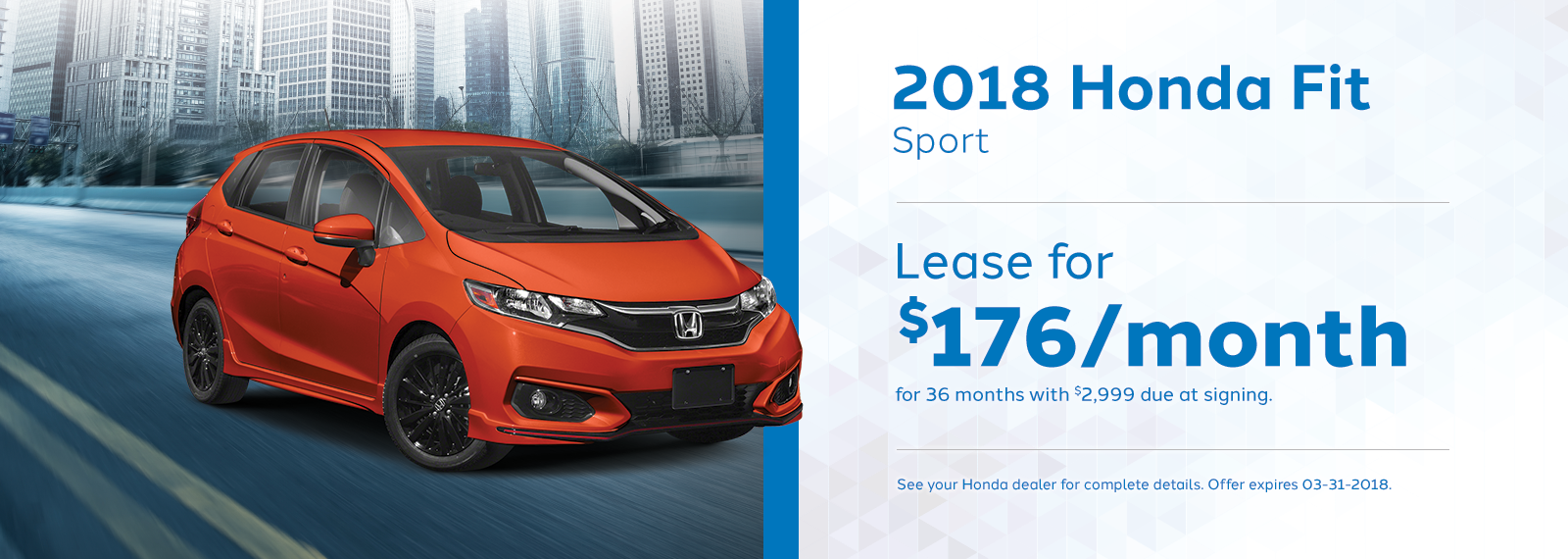 Fit March Offer Genthe Honda Homepage.
