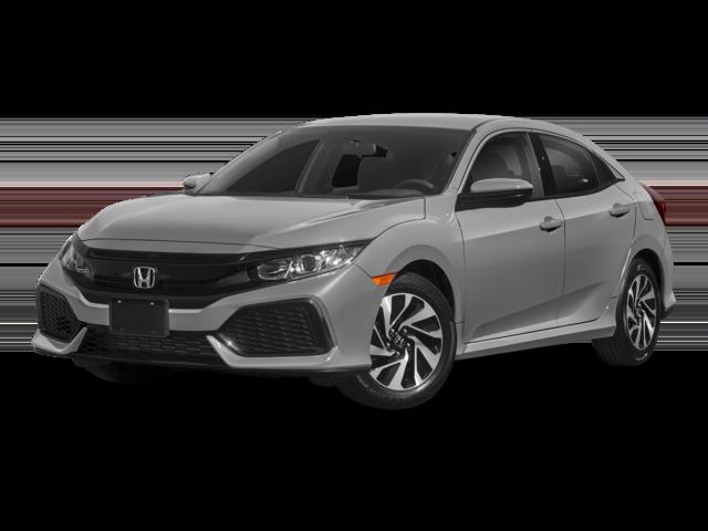 New 2018 Honda Civic LX FWD (CVT) 4D Hatchback