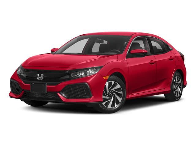 2018 Honda Civic LX FWD (CVT) 4D Hatchback