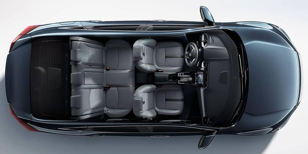 2018 Honda Civic Sedan Touring Interior Seating