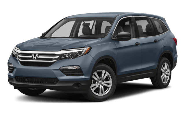 2018 Honda Pilot LX 2WD