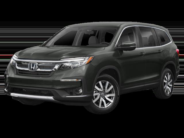 New 2019 Honda Pilot EX 8P