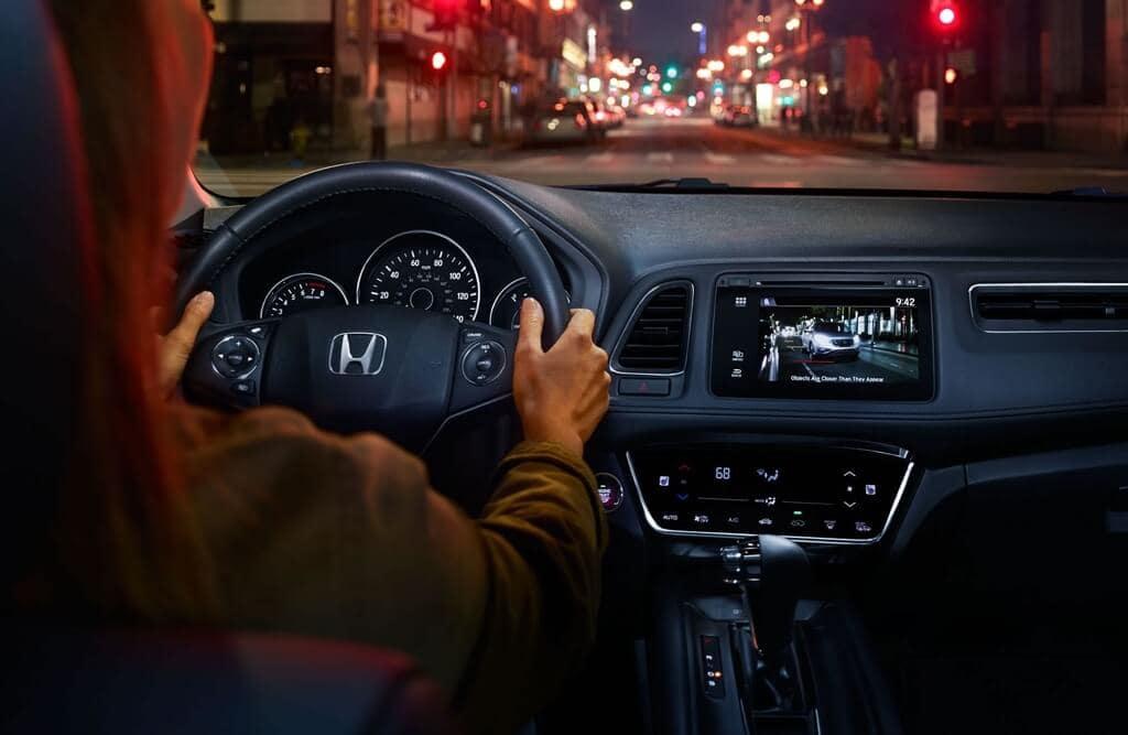 2018 Honda HR-V Front Interior
