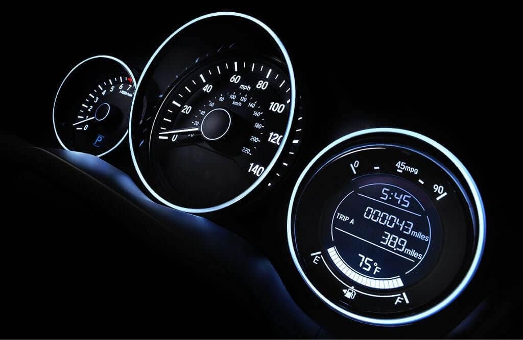 2018 Honda HR-V Tech Features