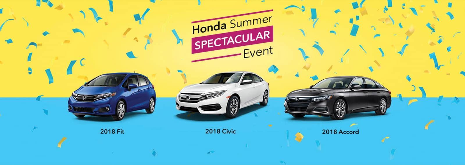 Genthe Honda Summer Spectacular