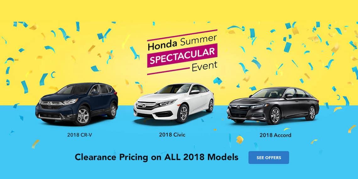 Genthe Honda Summer Spectacular Banner1800x900