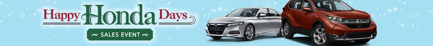 Happy Honda Day Search Results Page Banner