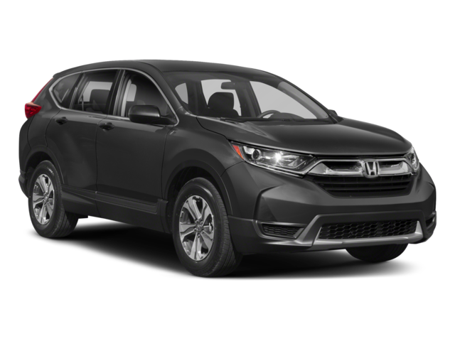 2018 cr-v lx side view
