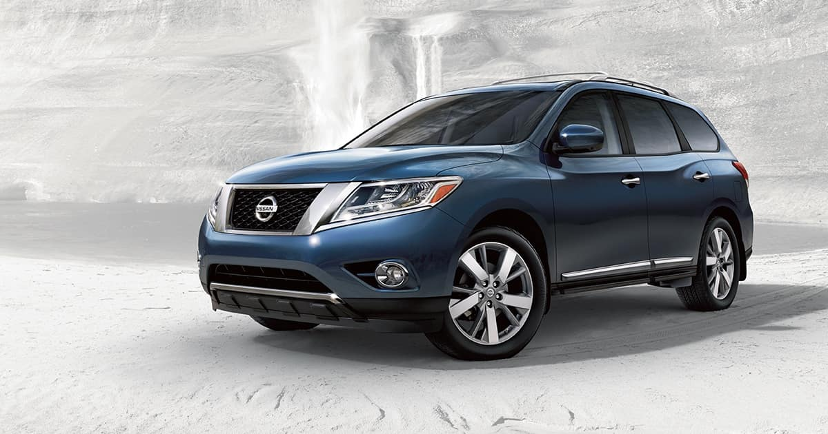 some nissan suvs are equipped with all wheel drive or four wheel drive which can help you enjoy a safe and controlled drive in winter weather