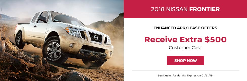 Frontier January Lease Offer
