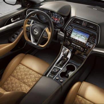2018 Nissan Maxima Cabin