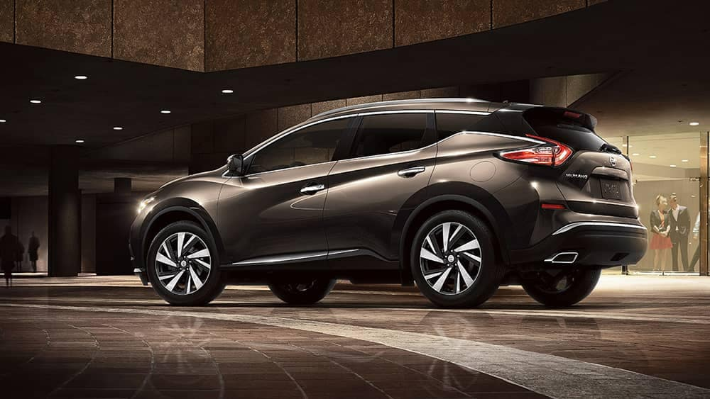 2018 Nissan Murano PArked