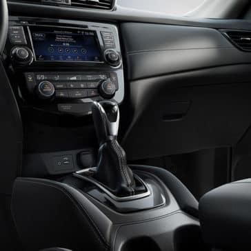 2018 Nissan Rogue Shifter