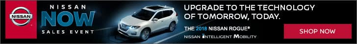 Nissan Now Rogue Slider