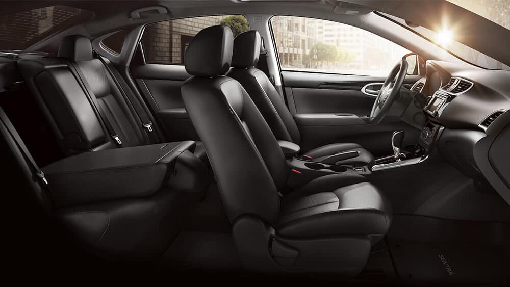 2018 Nissan Sentra Seating